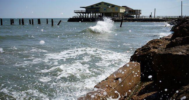 Rising seas threaten